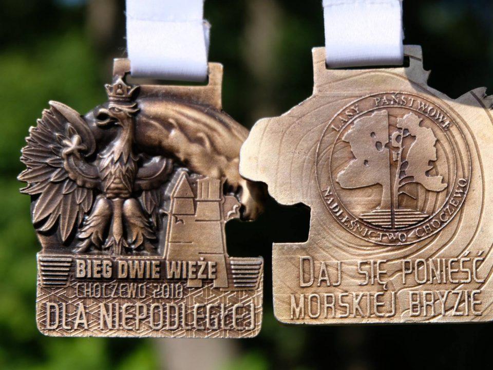 medale na zamówienie