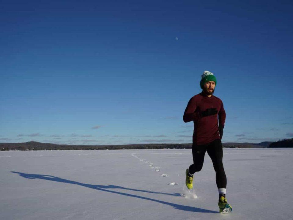 zimowe ciuchy z nadrukiem sportowe