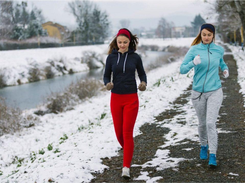 czy bieganie zimna jest zdrowe jak sie przygotowac